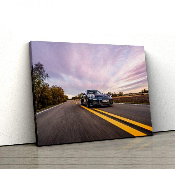 1 tablou canvas Porsche GT2RS 2