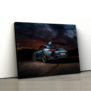 1 tablou canvas Porsche GT2RS