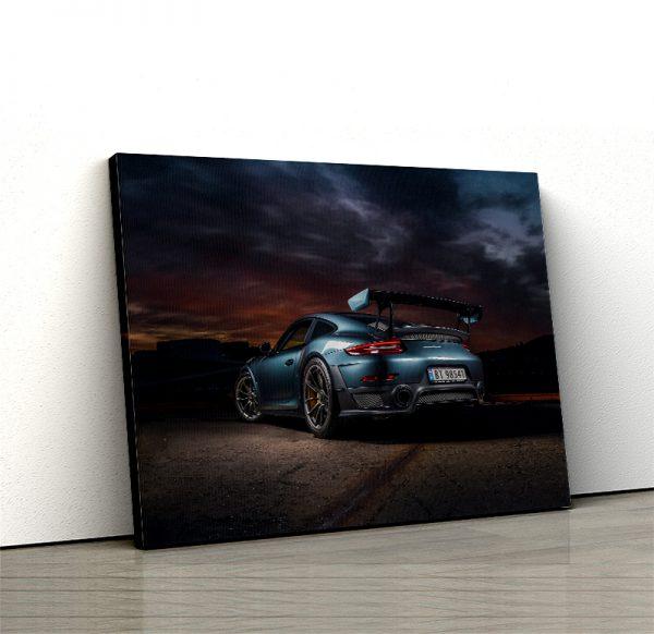 1 tablou canvas Porsche GT2RS