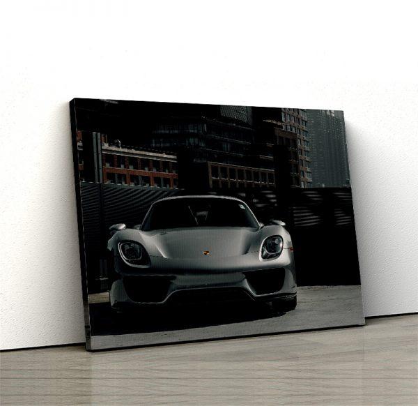 1 tablou canvas Porsche hybrid hypercar the 918