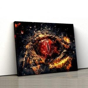 1 tablou canvas The eye