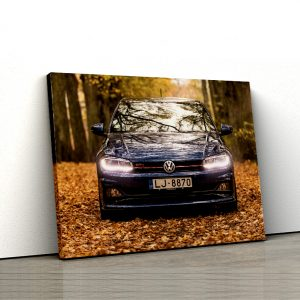 1 tablou canvas Volkswagen Polo GTI