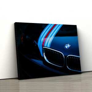 1 tablou canvas bmw E46 martini edition