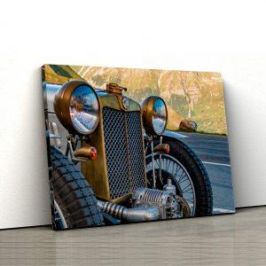 1 tablou canvas oldtimer