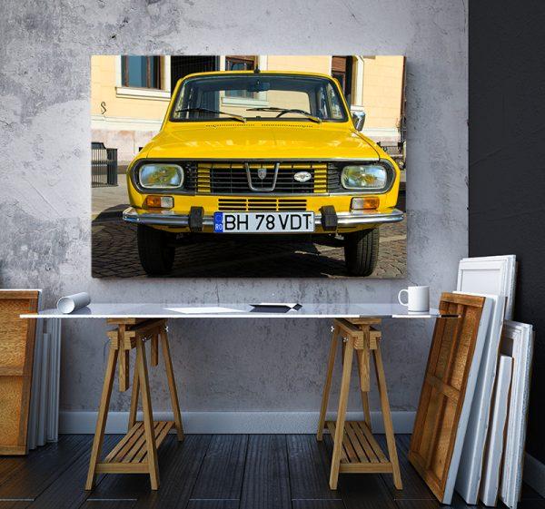 2 tablou canvas Dacia 1300