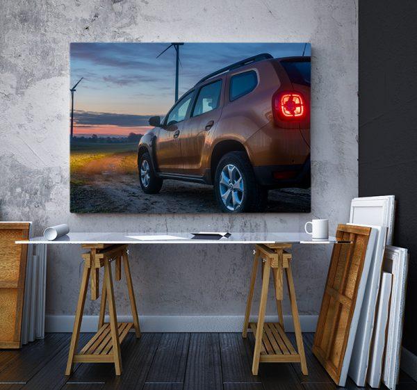 2 tablou canvas Dacia Duster