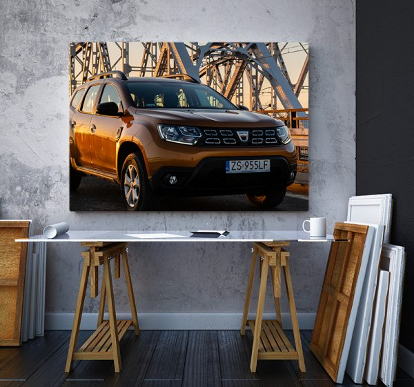 2 tablou canvas Dacia Duster SUV