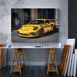 2 tablou canvas Porsche 911 GT2RS