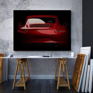 2 tablou canvas Porsche 911 carrera turbo