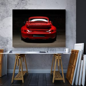 2 tablou canvas Porsche 911 clasic 2