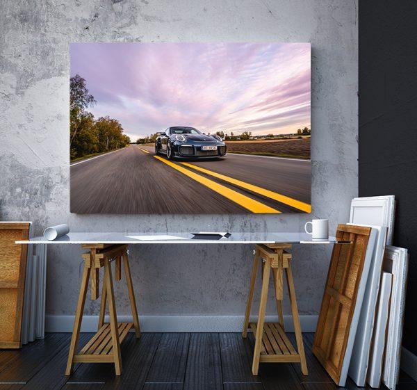 2 tablou canvas Porsche GT2RS 2
