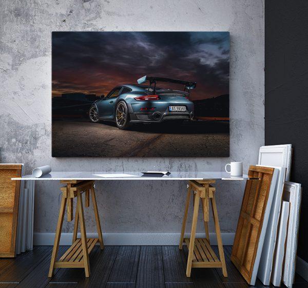 2 tablou canvas Porsche GT2RS