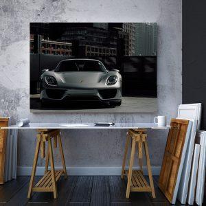 2 tablou canvas Porsche hybrid hypercar the 918