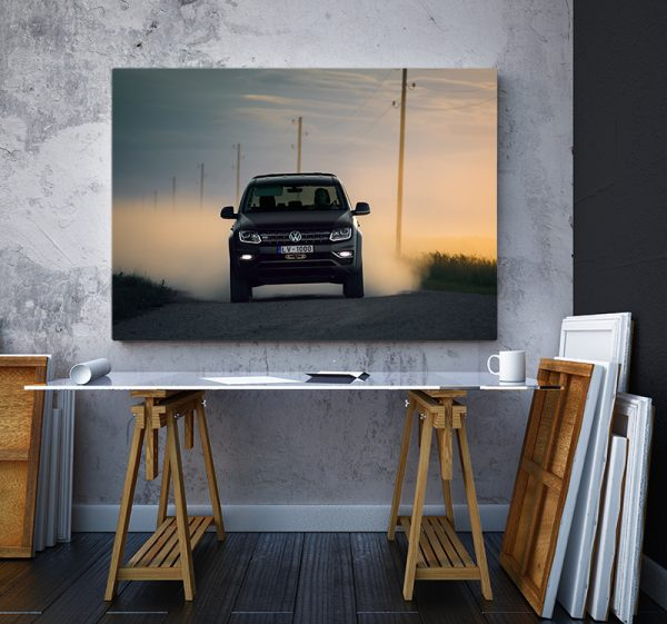 2 tablou canvas Volkswagen Amarok V6