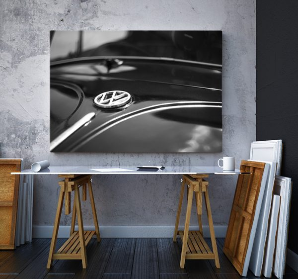2 tablou canvas Volkswagen Beetle