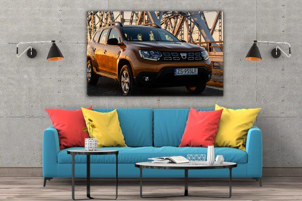 3 tablou canvas Dacia Duster SUV