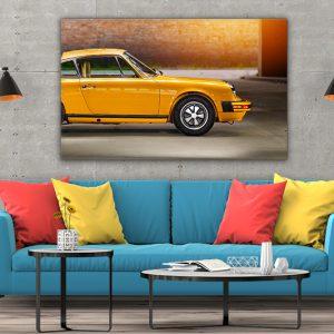 3 tablou canvas Porsche 911