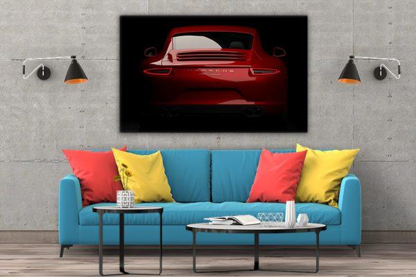 3 tablou canvas Porsche 911 carrera turbo