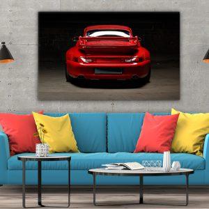 3 tablou canvas Porsche 911 clasic 2