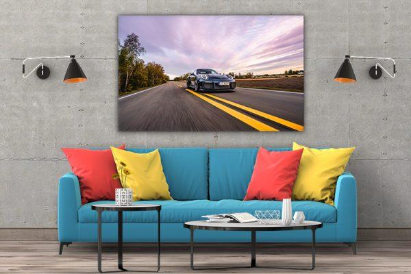 3 tablou canvas Porsche GT2RS 2
