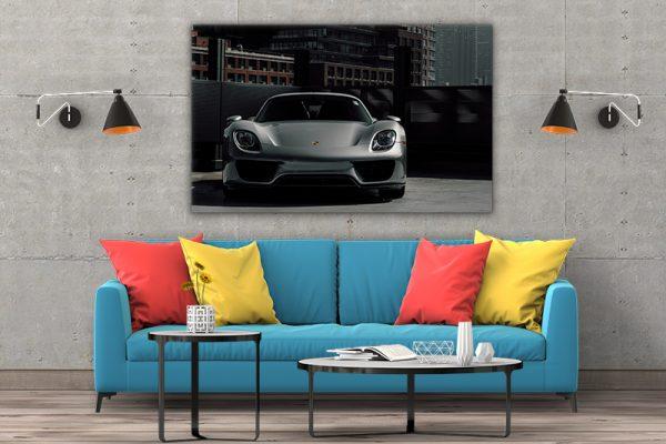 3 tablou canvas Porsche hybrid hypercar the 918