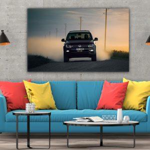 3 tablou canvas Volkswagen Amarok V6