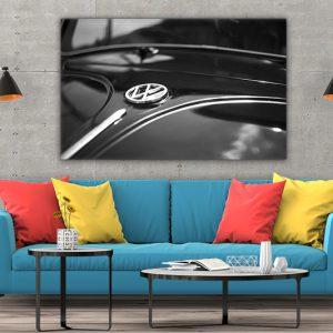 3 tablou canvas Volkswagen Beetle