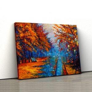 Tablou canvas Toamna 1 tablou canvas