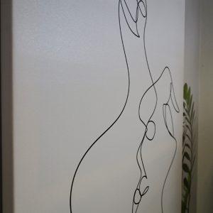 Tablou canvas saruturi1