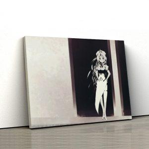 1 tablou canvas Anime Girl Standing 1