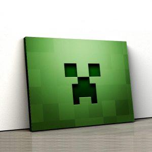 1 tablou canvas Creeper Minecraft