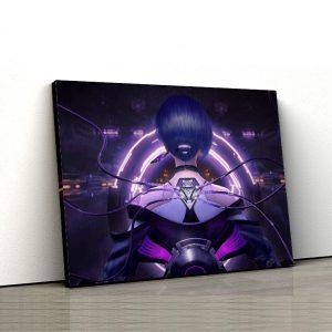 1 tablou canvas Cyber Hunter
