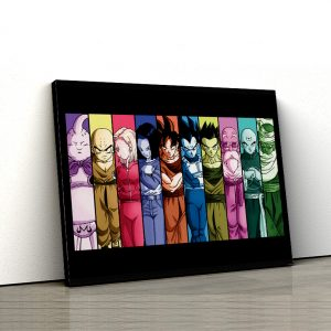 1 tablou canvas Dragon Ball Z
