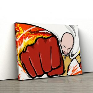 1 tablou canvas Saitama One Punch Man