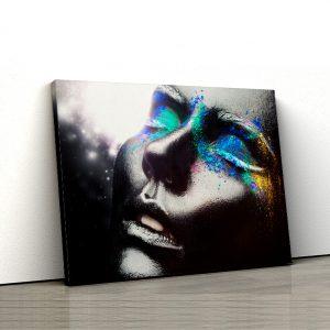 1 tablou canvas Praf de culoare