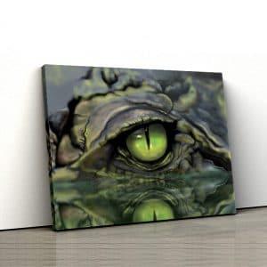 1 tablou canvas Tablou canvas Fantasy Monster eye