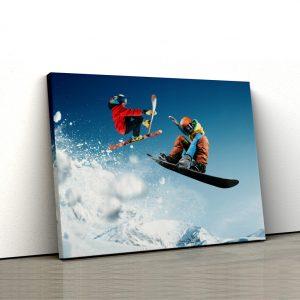 CVS692 Snowboard tricks 1