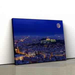 CVS700 Acropolis by night 1
