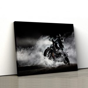 CVS713 Black moto 1