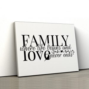CVS727 Familie love white 1 1