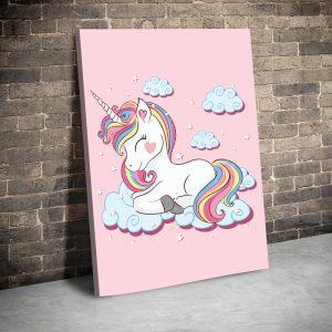 CVS754 Unicorn roz 1