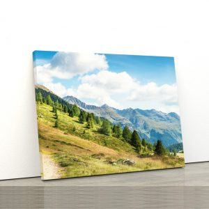CVS807 Tablou Canvas Peisaj Mountain panorama Dolomites 1